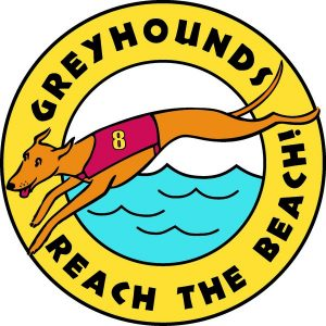 Greyhounds Reach the Beach